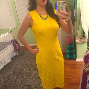 🌼Gorgeous Yellow Maggy London Dress🌼